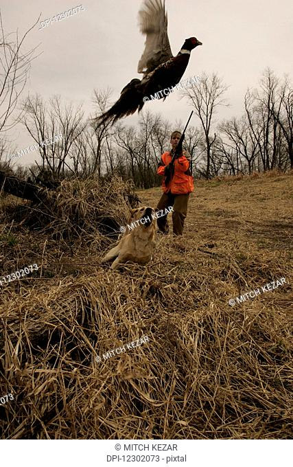 Female Upland Bird Hunting