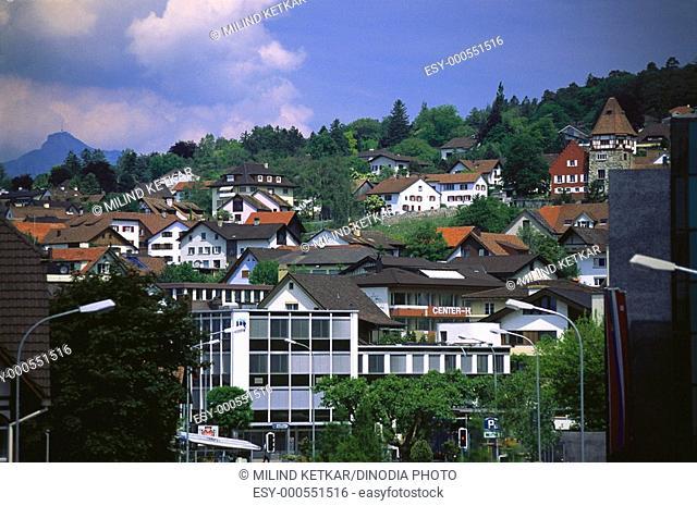 Vaduz , Liechtenstein , Europe
