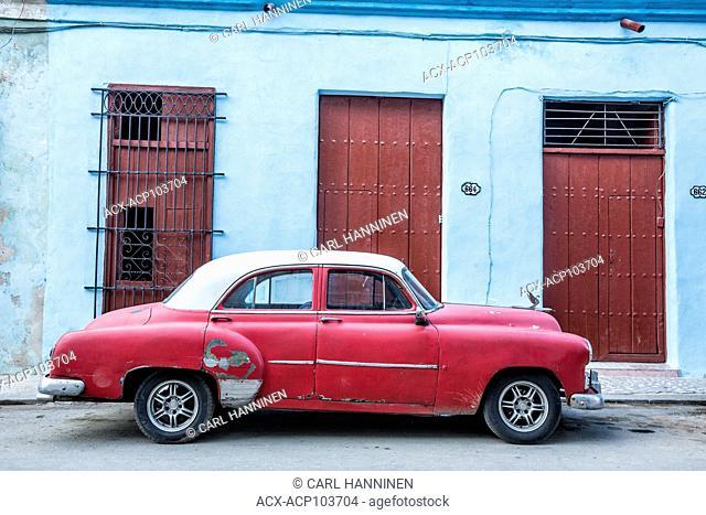 Old Pontiac, Havana, Cuba