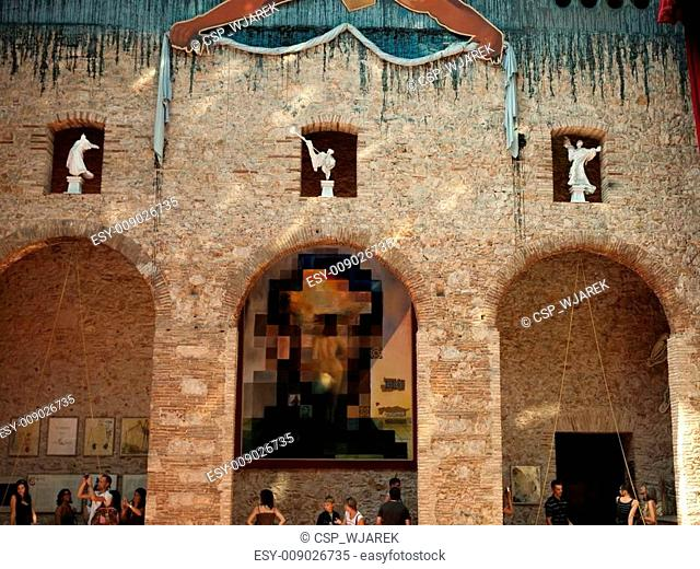 The Dalí Theatre and Museum - Figueras, Spain