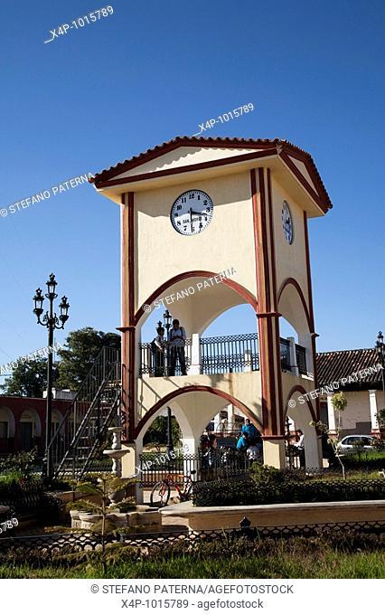 San Andres, Chiapas, Mexico