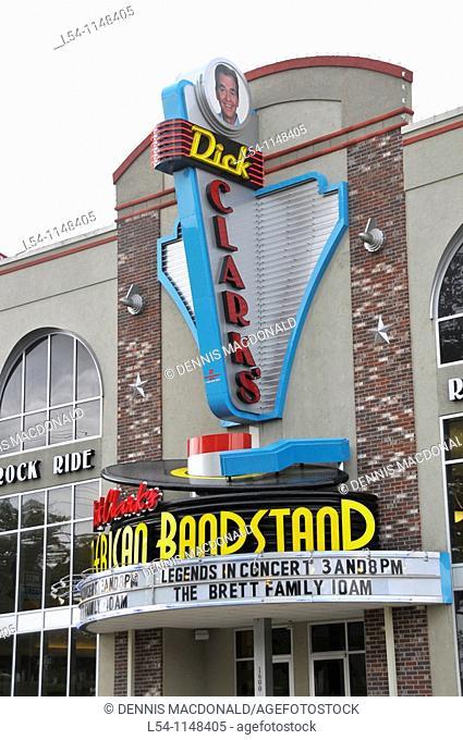 American Bandstand Theater Branson Missouri