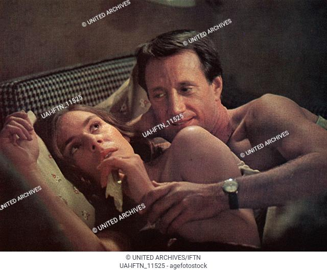 Sheila Levine Is Dead And Living in New York, USA 1975, Regie: Sidney J. Furie, Darsteller: Janet Brandt, Roy Scheider