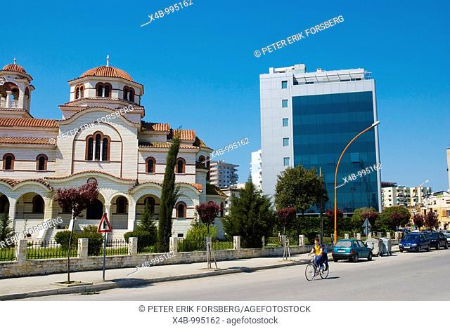 Central Durres Albania Europe