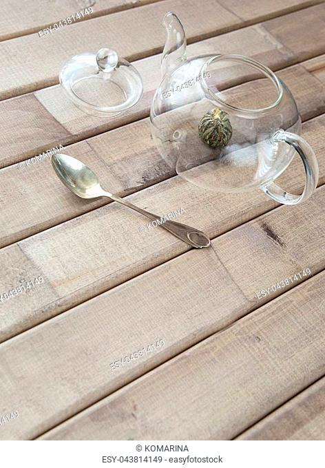 Tea herb window Stock Photos and Images | age fotostock