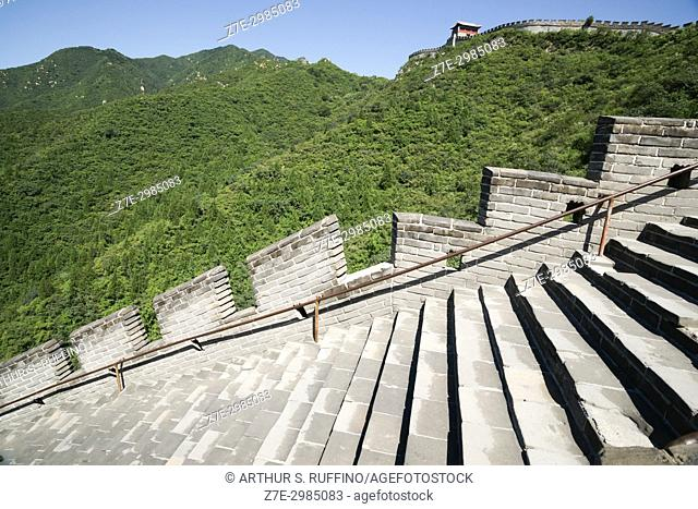 Great Wall of China, Juyong Pass, Beijing, China
