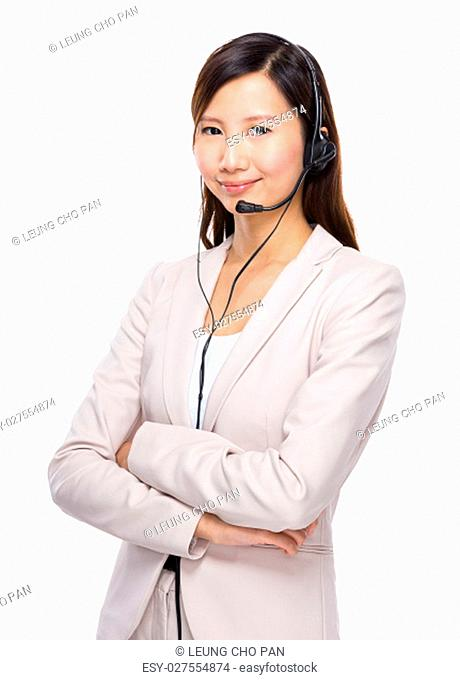 Asian customer services operator