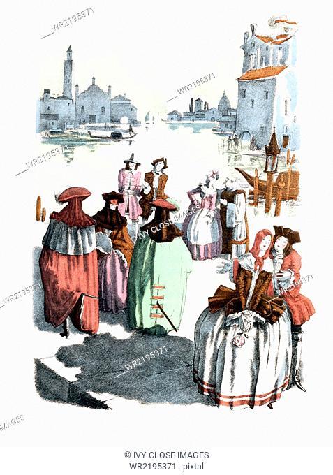 Candide in Venice