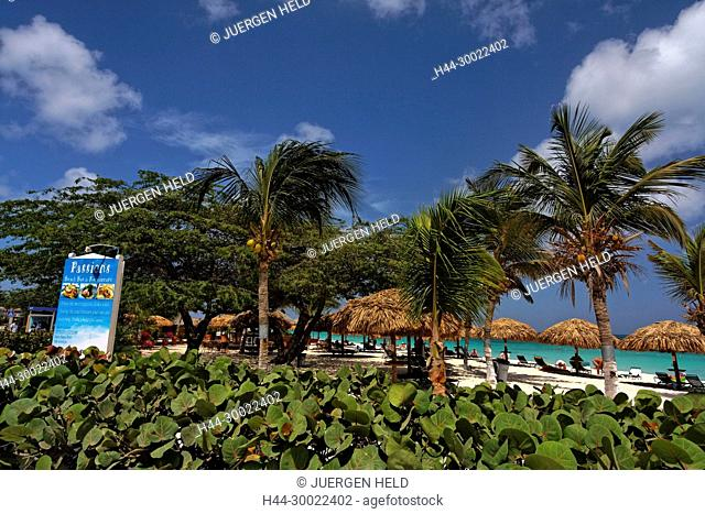 Aruba Netherlands Antilles Eagle beach