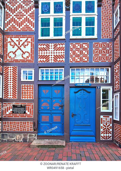 Museum of Local History in Buxtehude, Germany