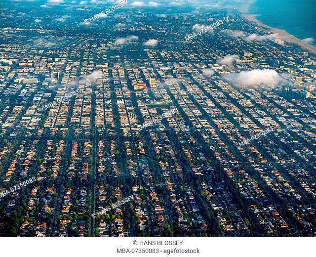 Santa Monica, Marina del Rey, Los Angeles County, California, USA