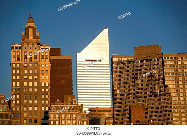 Citigroup building, Manhattan, New York City
