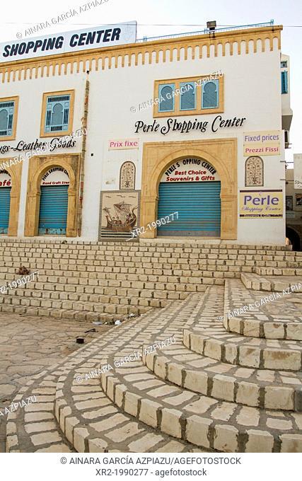 Sousse streets, Tunisia