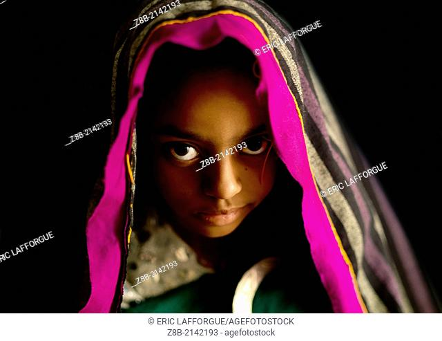 GHADAMES, LIBYA - NOVEMBER 10: The Ghadames Festival is held each year, the local townsfolk meet to eat, sing, and dance
