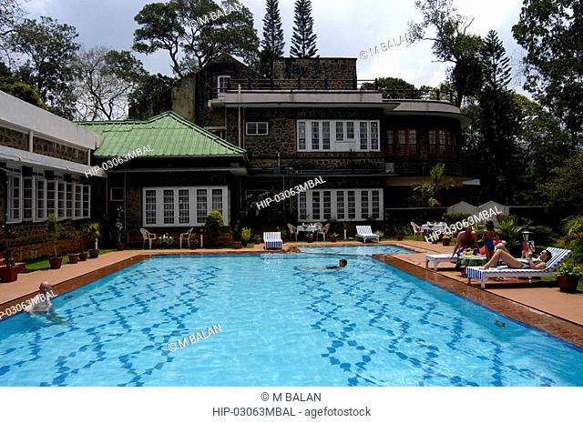 SWIMMING POOL ARANYA NIVAS THEKKADY