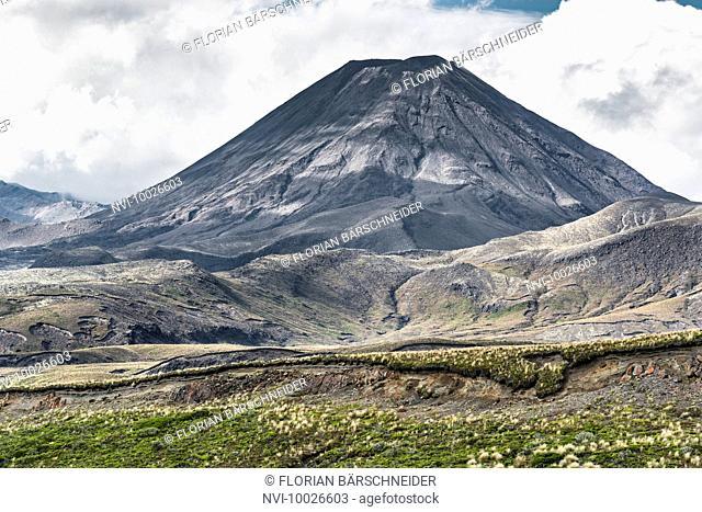Mount Tongariro, Lord of the Rings Location, Mordor, Tongariro National Park, New Zealand