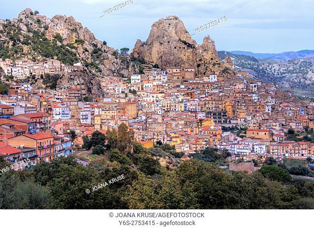 Gagliano Castelferrato, Enna, Sicily, Italy