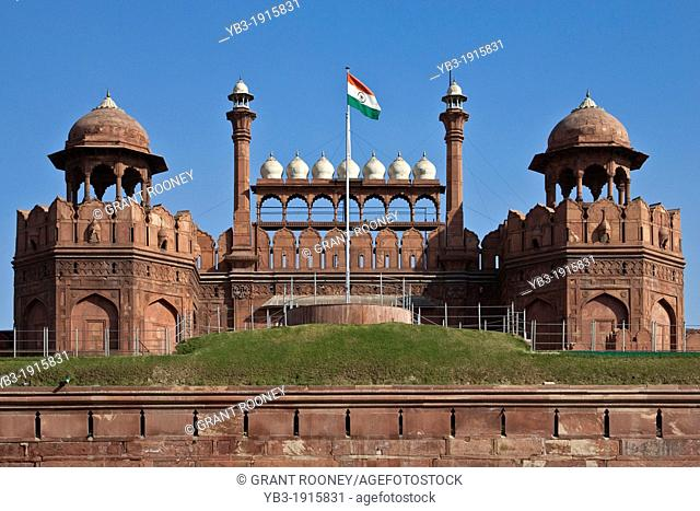 The Red Fort, New Delhi, India