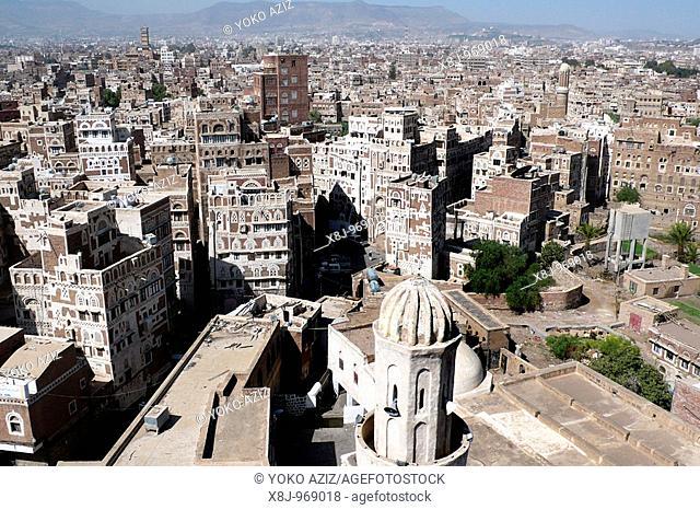 yemen, sana,a
