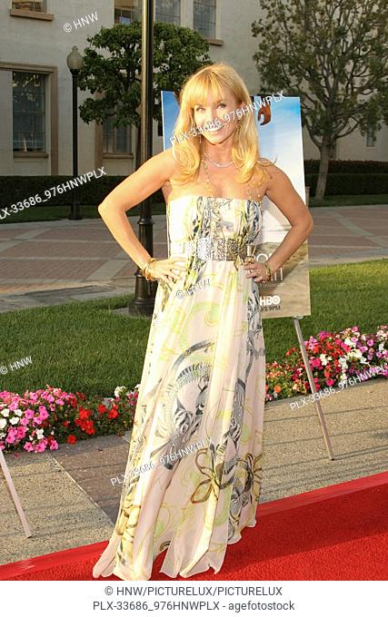 """Rebecca De Mornay 05/31/07 """"""""John From Cincinnati"""""""" Premiere @ Paramount Theater, Paramount Studio, Hollywood Photo by Shirlene Fregoza-Lau/HNW / PictureLux May..."""