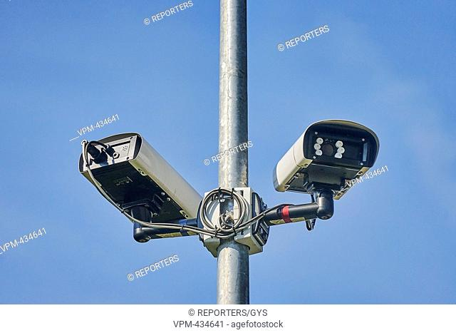 Along the motorways in Flanders, the Agency has already 147 roads and traffic cameras with number plate recognition (ANPR cameras) installed