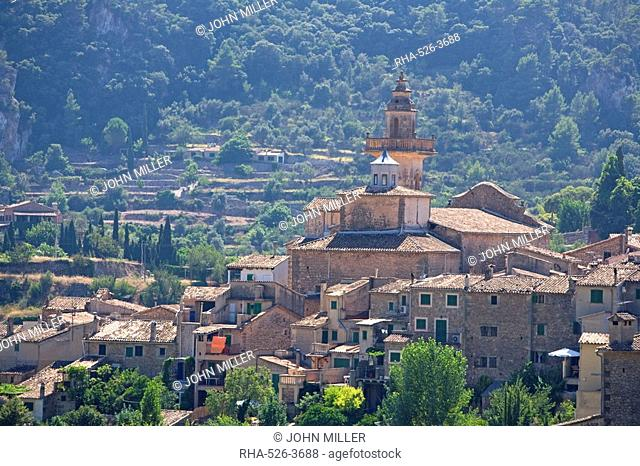 Valldemossa, Majorca, Balearic Islands, Spain, Europe