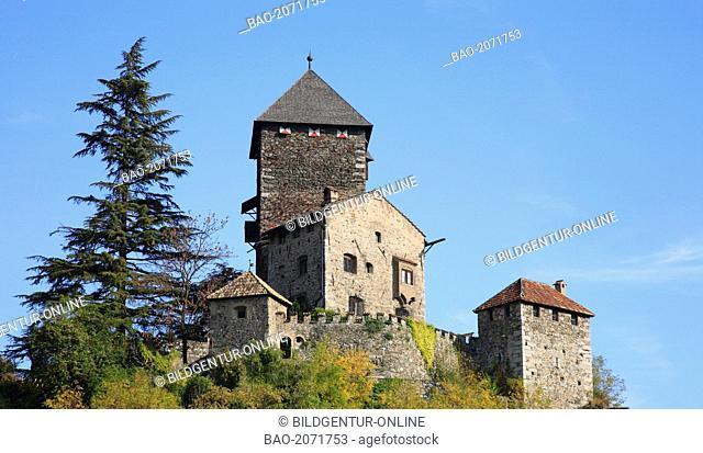 Castle of Branzoll at Klausen, Chiusa, Trentino, Italy