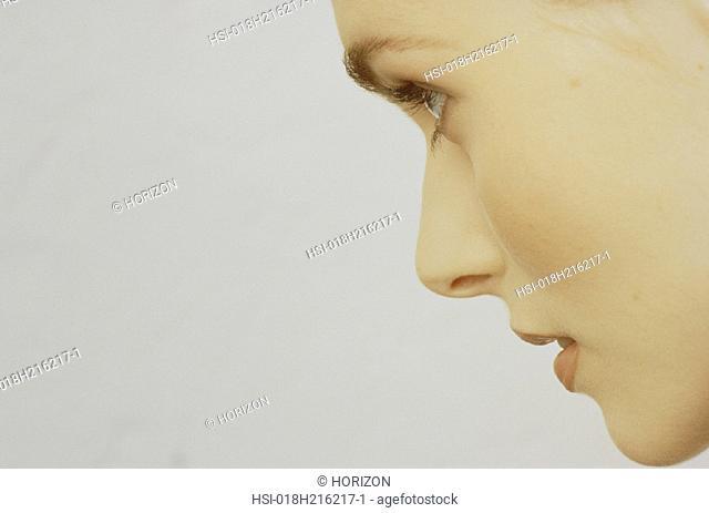 Women, Indoors, Close-up, Beauty