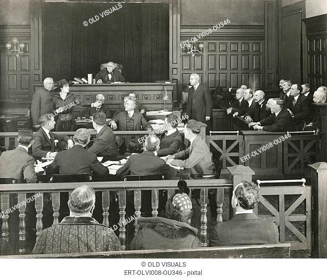 Order in the court (OLVI008-OU346-F)