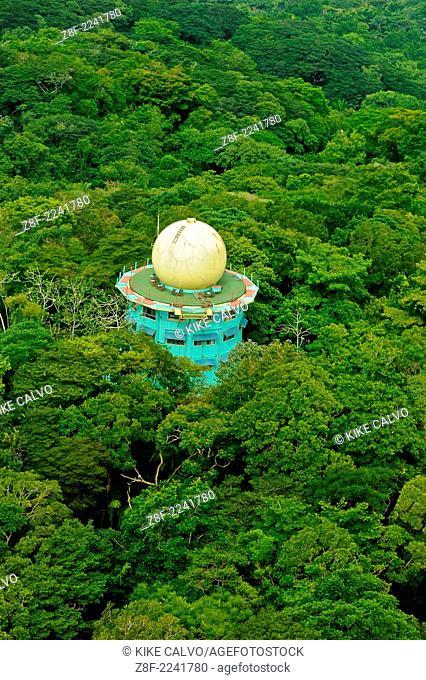Canopy Tower Birdwatching Eco Lodge. Soberania National Park. Panama