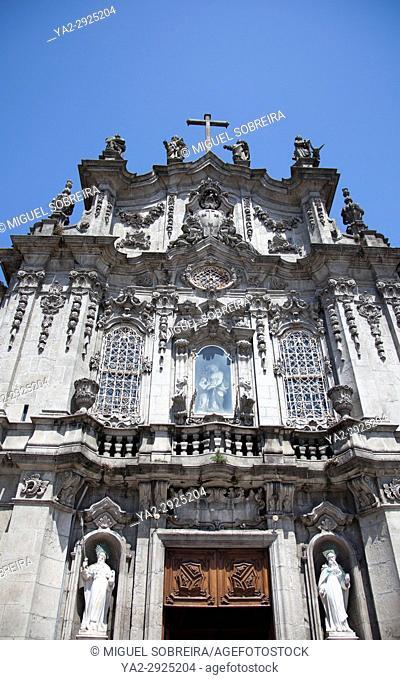 Igreja dos Carmelitas in Porto - Portugal