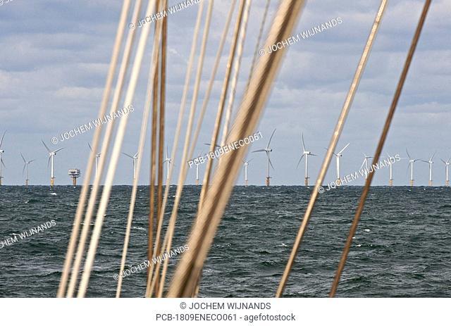 Northsea, the Eneco owned Amalia windpark