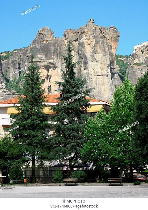 Meteora Monasteries in Greece - Griechenland, 29/05/2007