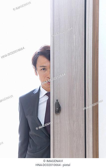 A man stalking