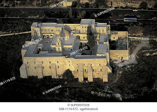 Monastery of the Cross Jerusalem Israel