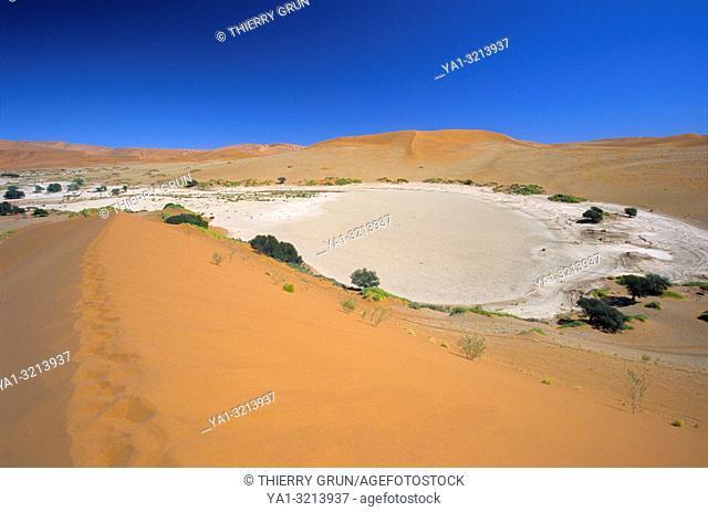 Namibia, Namib-Naukluft National park, Sossusvlei