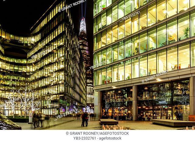 More London Riverside Development, London, England