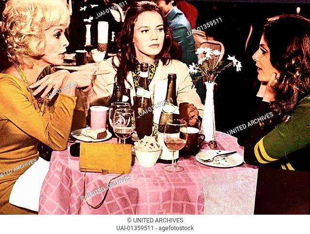 Mein Herz Braucht Liebe, One Is A Lonely Number, Mein Herz Braucht Liebe, One Is A Lonely Number, Janet Leigh, Trish Van Devere Nach der Scheidung lernt Amy...