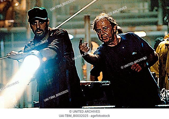 Sturm, Der / George Clooney / Wolfgang Petersen / Set