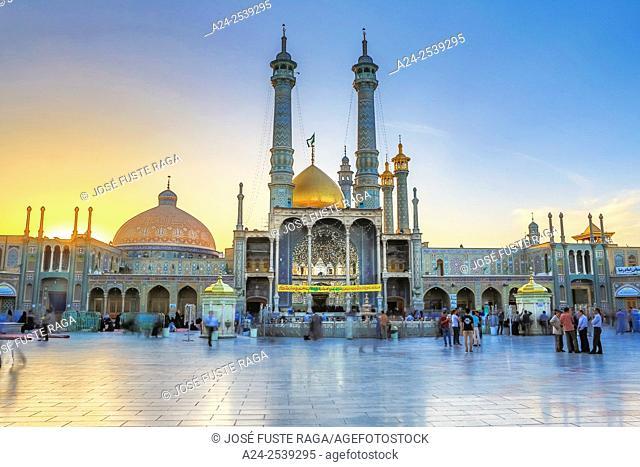 Iran, Qom City, Hazrat-e Masumeh (Holy Shrine)
