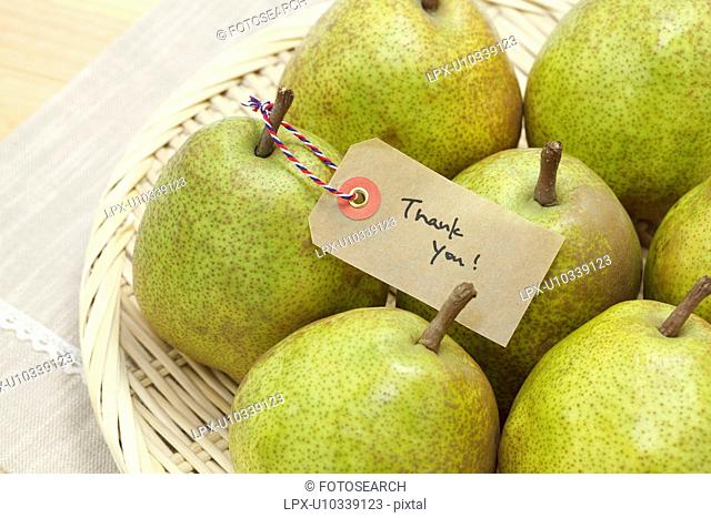 Note on pear