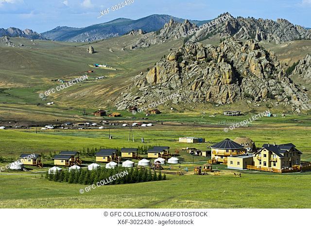 Ayanchin Four Seasons Lodge, Gorkhi-Terelj National Park, Mongolia