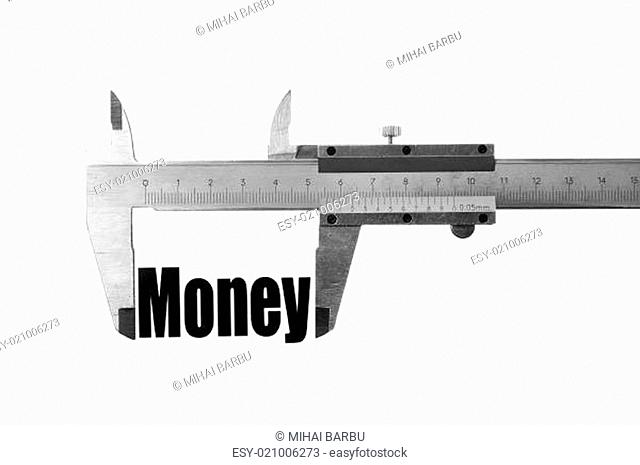 The size of our money