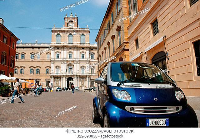 Palazzo Ducale (Accademia Militare). Modena. Italy