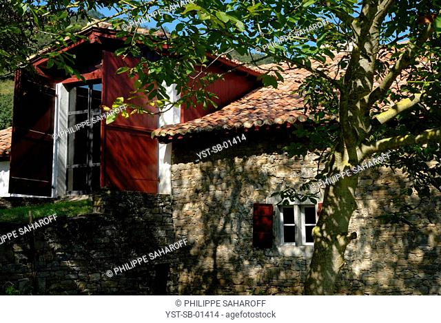 House, Basque Country