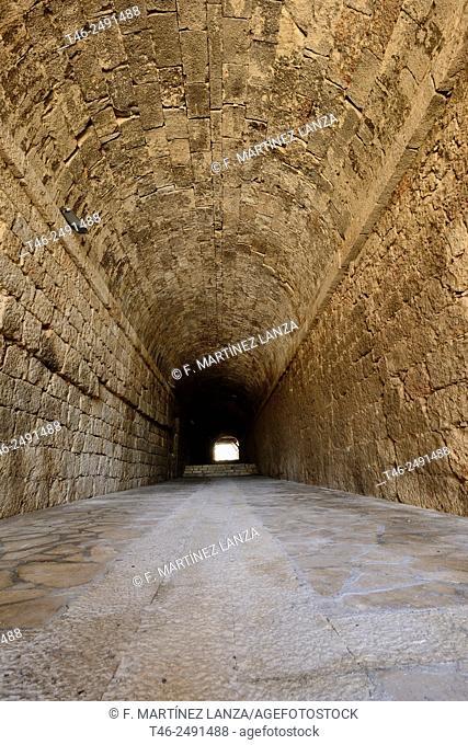Arch Zacatín, Colmenar de Oreja Madrid