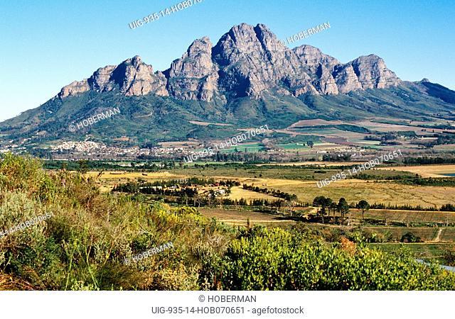 Groot Drakenstein, Franschhoek, Western Cape