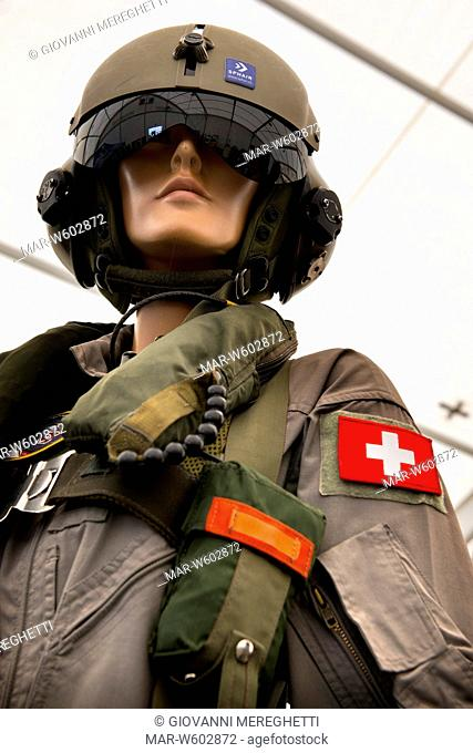 uniform, airshow cielo aperto, locarno, switzerland