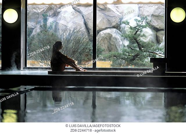 Tokyo's top onsen.hot-spring bath