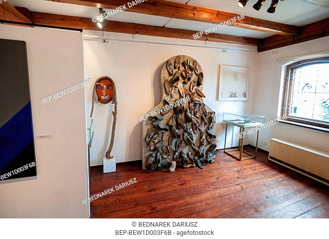 Historical and Ethnographic Museum, Chojnice, Pomeranian Voivodeship, Poland